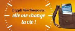 Manpower-application-mobile