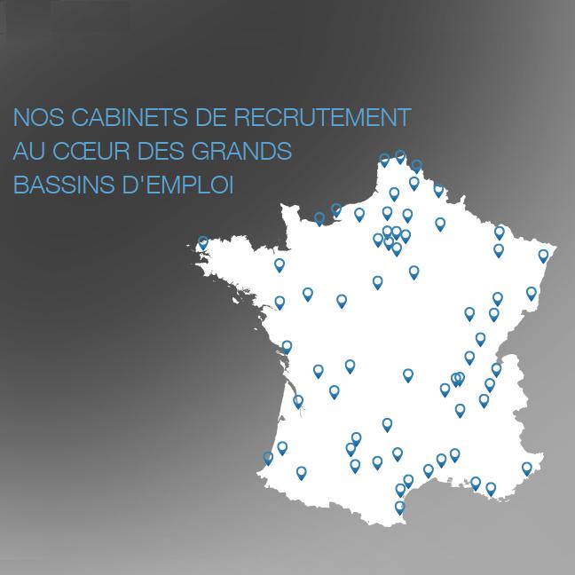 Conseil Recrutement, découvrez nos 70 cabinets de recrutement on